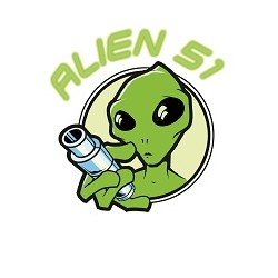 Alien 51 TESTER-Bundel 6x10ml